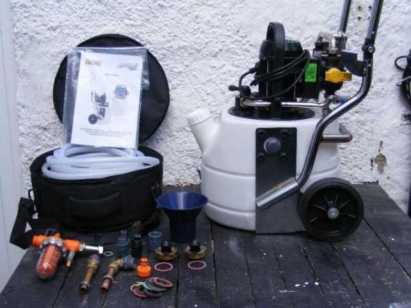 Системы промывки теплообменников и отопления теплообменник funke fp 205 39 1 v
