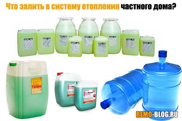 Как залить антифриз в систему отопления дома своими руками 21