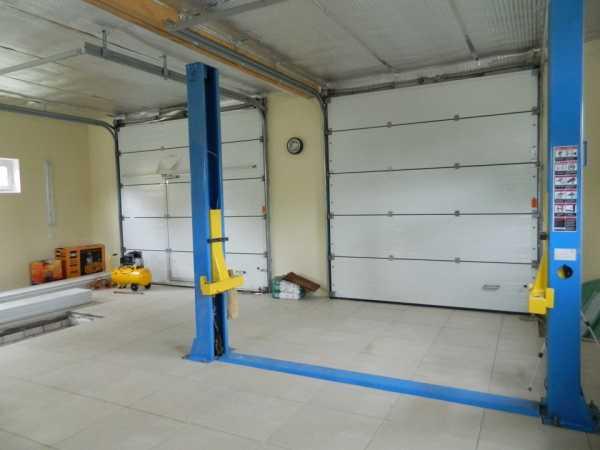 отапливания гаража