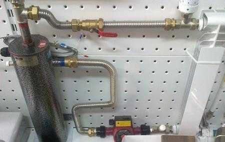 накопительного водонагревателя