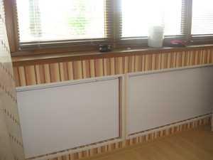 Инфракрасные панели отопления - Система отопления