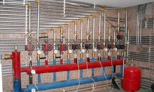 Задачи, выполняемые распределительным прибором, аналогичны тем, что выполняет гидроколлектор