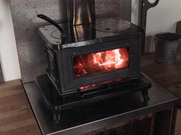 Печка для дачи на дровах железная своими руками 584