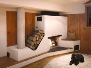 дачного домика дровах