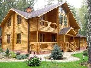 доме дерева