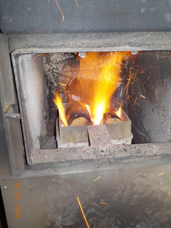 гранулированном топливе