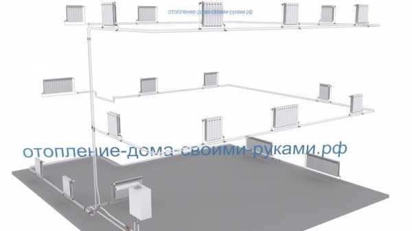 этажного личного дома