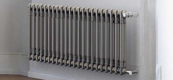 отопительные радиаторы чугуна