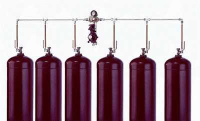 отопления газу