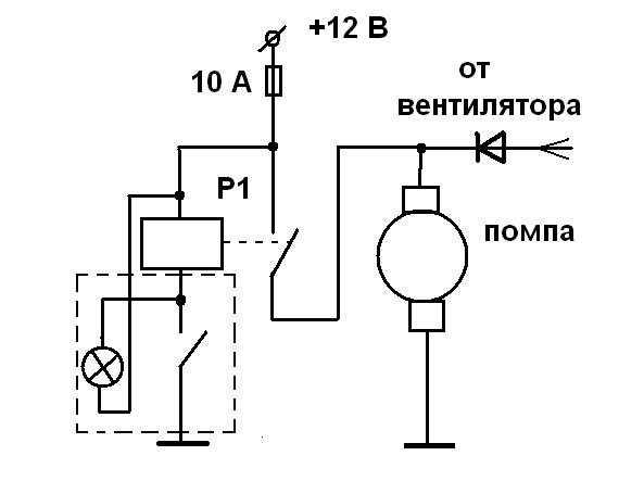 sistema otopleniya gazel biznes 4216 shema 16 - Устройство отопителя салона газель бизнес