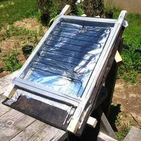 солнечных коллекторов