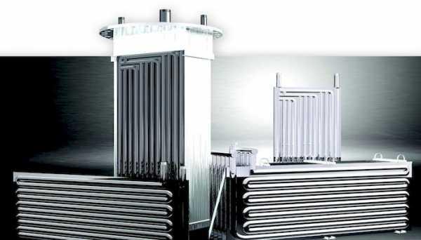 Бытовой теплообменник для горячей воды от отопления в снятие теплообменника котла навьен