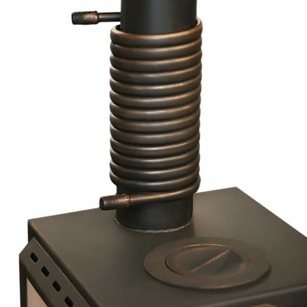 Теплообменник на дымоход размеры дымоходы из оцинкованной стали купить в ярославле