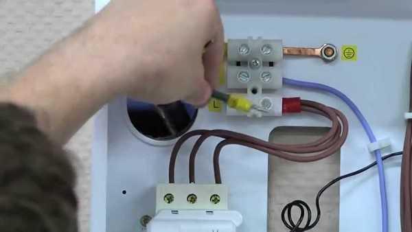 электрического бойлера