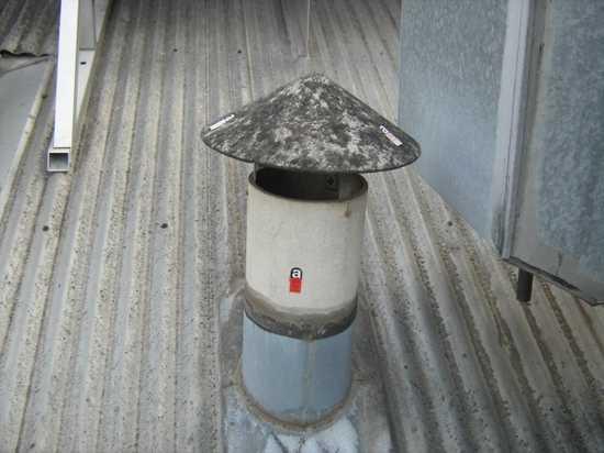 дымовой трубы
