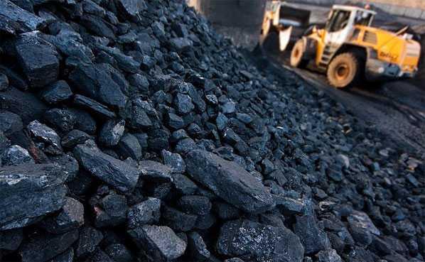 каменного угля