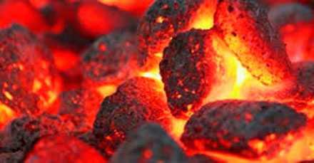 отопления угле