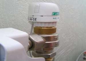 водяного термостата