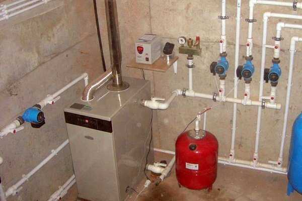 Отопление частного деревянного дома без газа лучшие способы организации